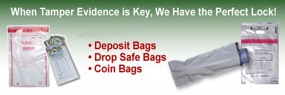 Tampertite Deposit Security Bags